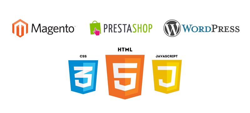 Webdesign technology